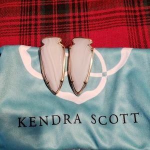 Kendra Scott arrow earrings